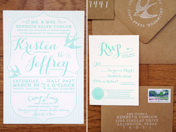 Conlon_Mint-Green-Letterpress-Wedding-Invitation