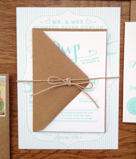Conlon_Wedding-Invitation-with-jute-tie-bow